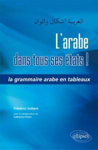 L'arabe dans tous ses etats. Frédéric Imbert